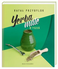 Okładka książki - Yerba mate w tydzień