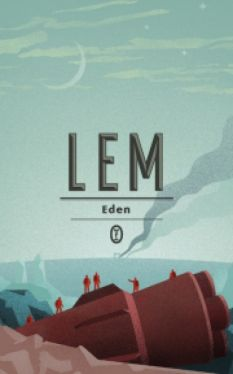 Okładka książki - Eden t.10