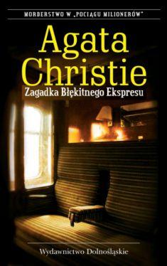 Okładka książki - Tajemnica błękitnego ekspresu