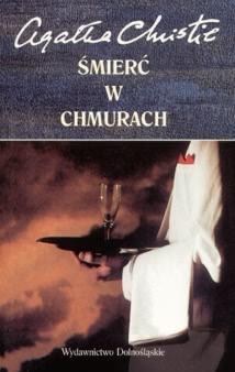 Okładka książki - Śmierć w chmurach