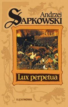 Okładka książki - Lux perpetua