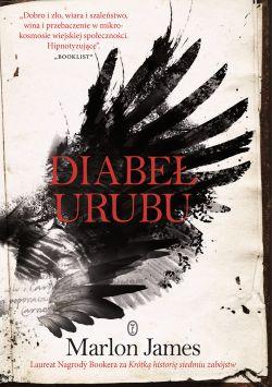 Okładka książki - Diabeł Urubu