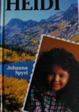 Okładka książki - Heidi