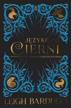 Okładka książki - Język Cierni