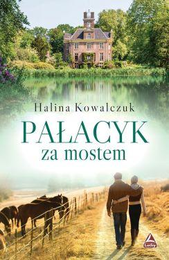 Okładka książki - Pałacyk za mostem