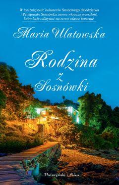 Okładka książki - Rodzina z Sosnówki