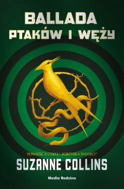 Okładka książki - Ballada Ptaków i Węży