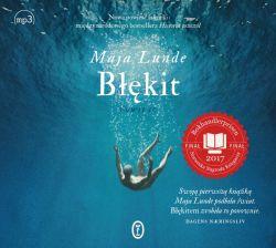 Okładka książki - Błękit. Audiobook