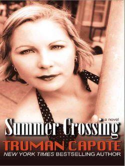 Okładka książki - Summer Crossing