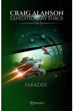 Okładka książki - Paradise