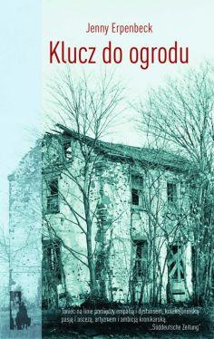 Okładka książki - Klucz do ogrodu