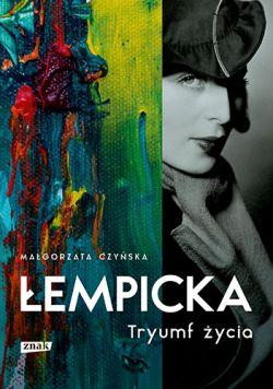 Okładka książki - Łempicka. Tryumf życia