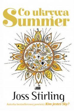 Okładka książki - Co ukrywa Summer?