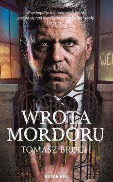 Okładka książki -  Wrota Mordoru