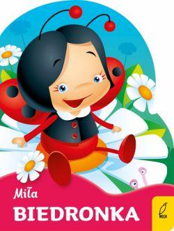 Okładka książki - Miła biedronka