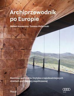 Okładka książki - Archiprzewodnik po Europie