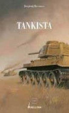 Okładka książki - Tankista
