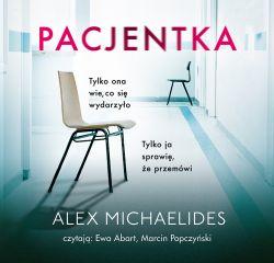 Okładka książki - Pacjentka. Audiobook