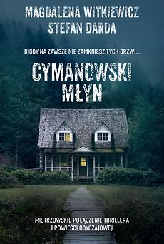 Okładka książki - Cymanowski Młyn
