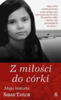 Okładka książki - Z miłości do córki
