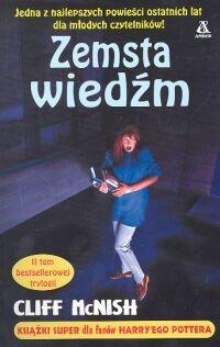 Okładka książki - Zemsta wiedźm