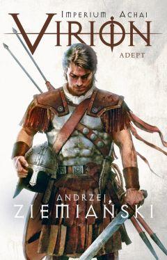 Okładka książki - Virion. Adept