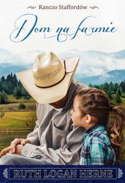 Okładka książki - Dom na farmie