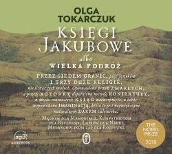 Okładka książki - Księgi Jakubowe. Audiobook