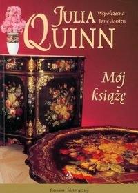 Okładka książki - Mój książę