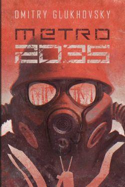 Okładka książki - Metro 2035