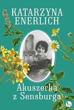 Okładka książki - Akuszerka z Sensburga