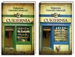 Okładka książki - Cukiernia pod Amorem t. 1 i 2