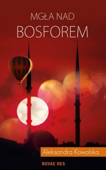 Okładka książki - Mgła nad Bosforem