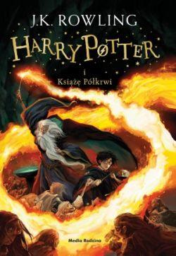 Okładka książki - Harry Potter i Książę Półkrwi (wyd. przejrzane i poprawione)