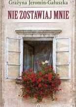 Okładka książki - Nie zostawiaj mnie