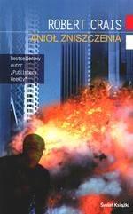 Okładka książki - Anioł zniszczenia