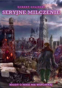 Okładka książki - Seryjne Milczenie