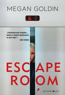 Okładka książki - Escape room