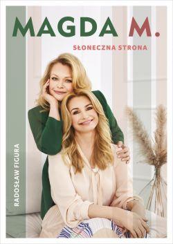 Okładka książki - Magda M. Słoneczna strona