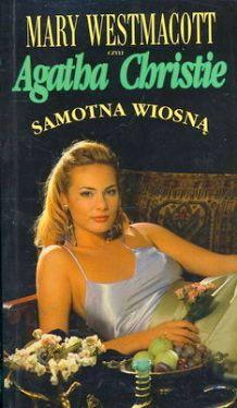 Okładka książki - Samotna wiosną