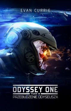 Okładka książki - Odyssey One. Przebudzenie Odyseusza