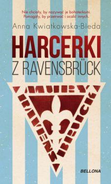 Okładka książki - Harcerki z Ravensbruck