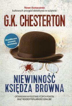 Okładka książki - Niewinność księdza Browna