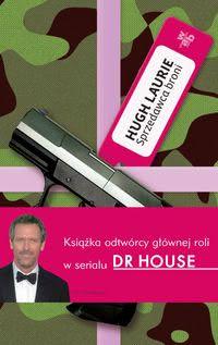 Okładka książki - Sprzedawca broni