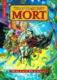 Okładka książki - Mort. Świat Dysku. Tom 4
