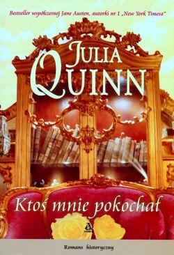 Okładka książki - Ktoś mnie pokochał