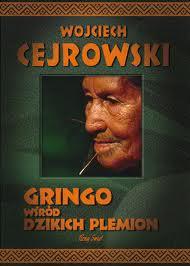 Okładka książki - Gringo wśród dzikich plemion