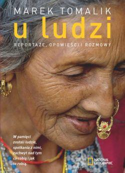 Okładka książki - U ludzi. Reportaże, opowieści i rozmowy