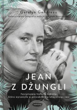 Okładka książki - JEAN Z DŻUNGLI