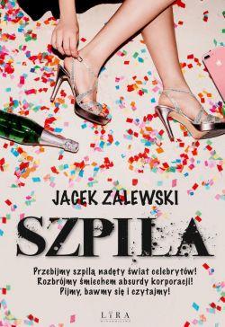 Okładka książki - Szpila